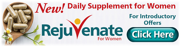 NUJUVENA REJUVENATE Dietary Supplement for Women - Click Here