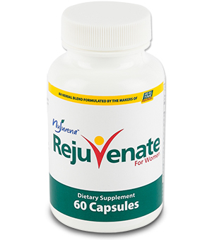 Nujuvena Rejuvenate Dietary Supplement for Women