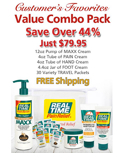 Customer's Favorite Value Combo Pack