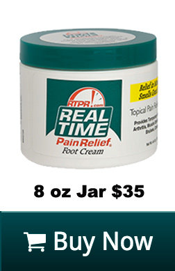 <span class='notranslate'>Real Time Pain Relief</span> Foot Cream