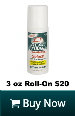 <span class='notranslate'>Real Time Pain Relief</span> Select Roll-On 100% VEGAN