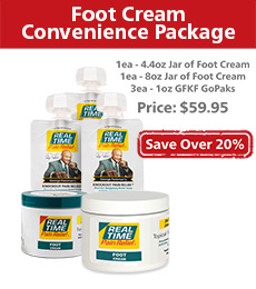 Foot Relief Convenience Pack