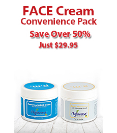 FACE Cream Convenience Pack