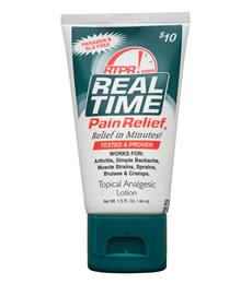 PAIN Cream | Real Time Pain Relief