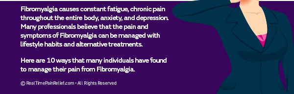 natural ways to reduce fibromyalgia symptoms