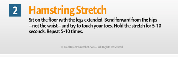 how to fix runners knee stretches