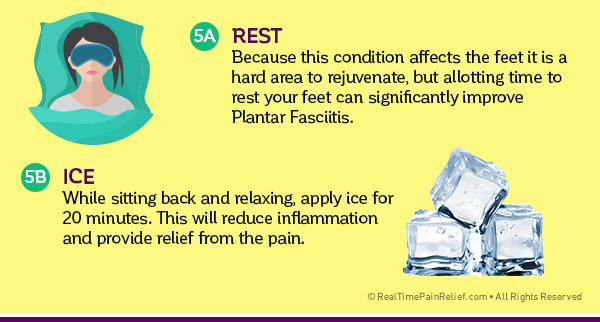 how to plantar fasciitis naturally
