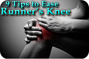 Tips to ease Runner's Knee