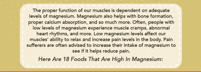 18 Foods High in Magnesium