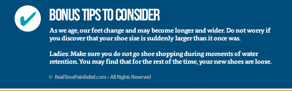choosing the right shoes is key for injury prevention